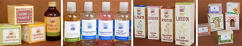 Prodotti-fitocosmetici-burro-karitè-creme-shampo-sapone