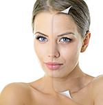Donna-invecchiamento-della-pelle